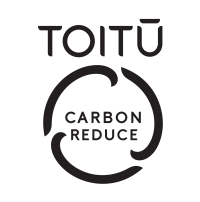 Toitū carbonreduce certification logo