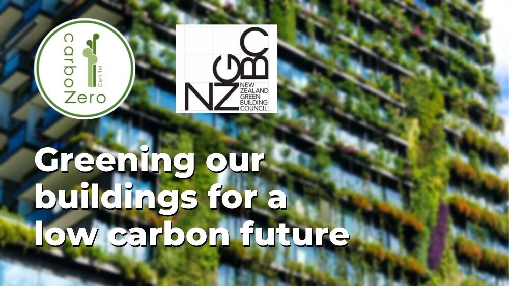 carboNZero buildings, carbon neutral