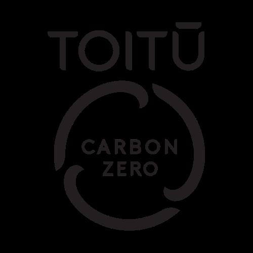 Toitū carbonzero logo