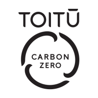 Toitū carbonzero certification logo