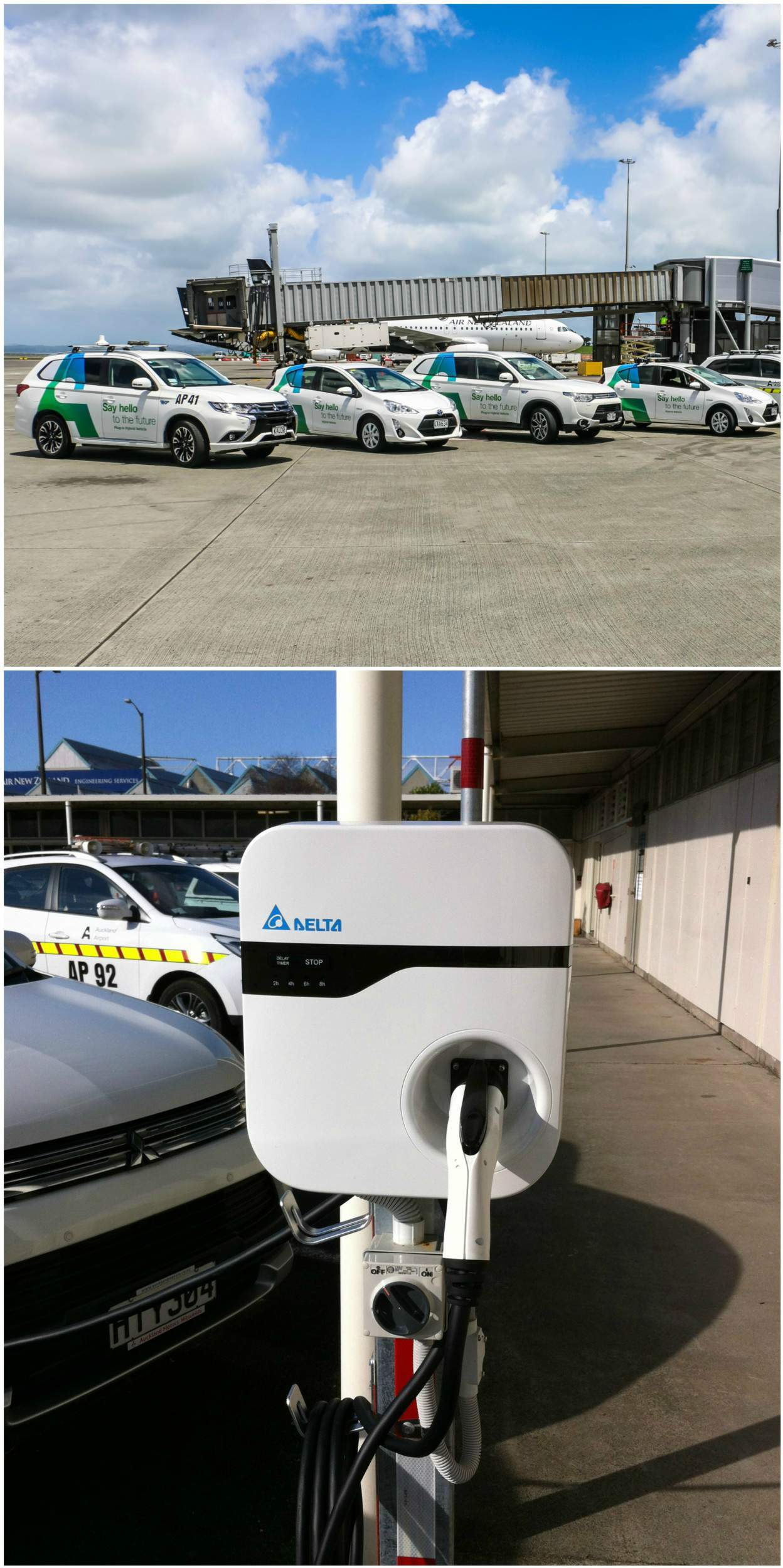 EV Fleet and Charger