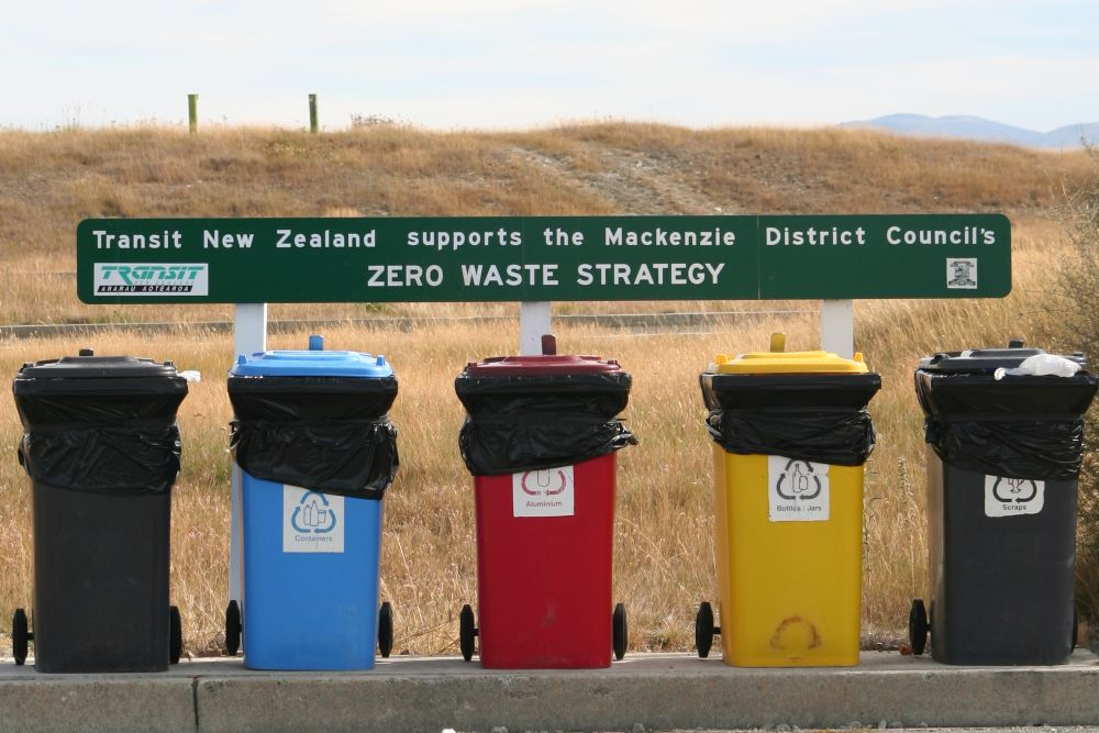 Mackenzie country Zero Waste Strategy