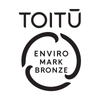 Enviro-Mark Bronze logo