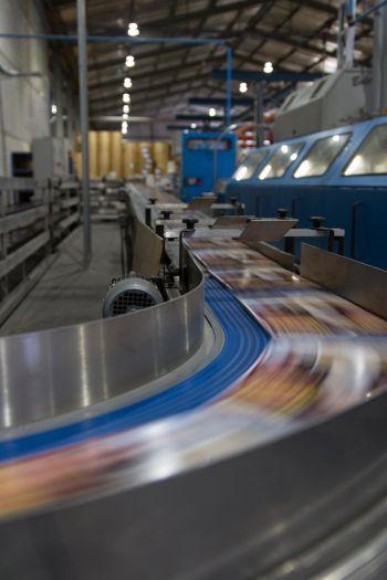 Webstar print machine