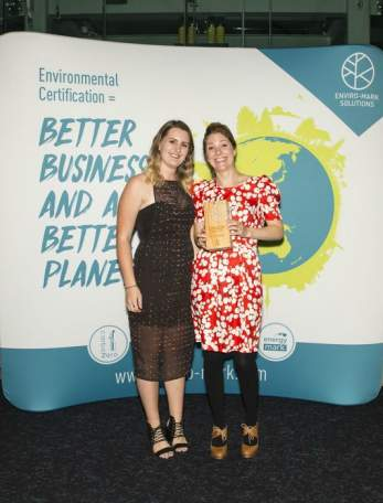Recreational Services won Outstanding Performance in Environmental Management Award