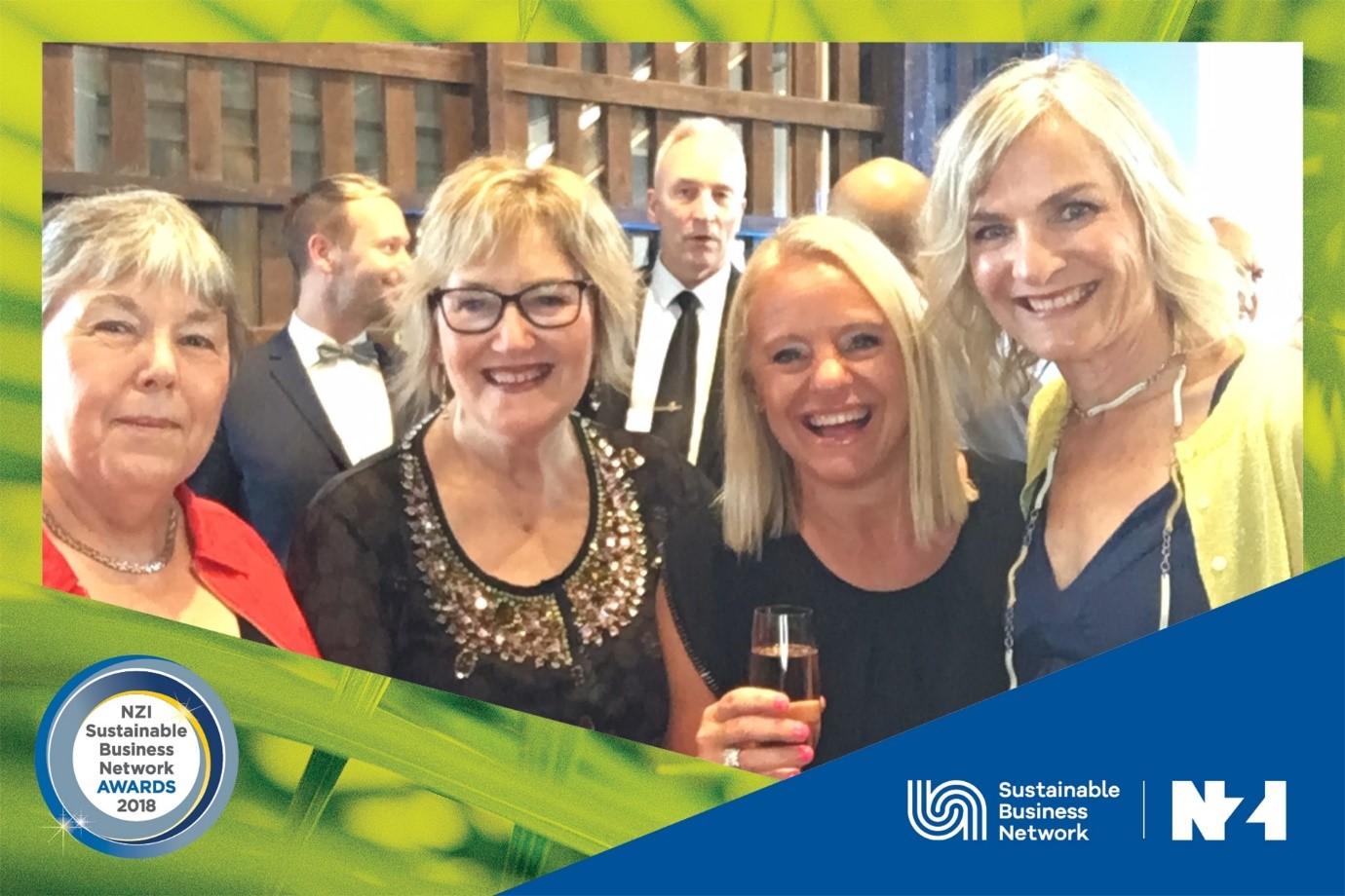 SBN Awards group photo