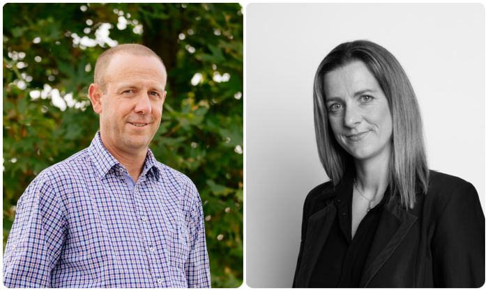 Kirsty Campbell and Paul Munro - independent directors at Enviro-Mark Solutions