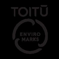 Toitū enviromark logo