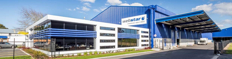 Webstar exterior
