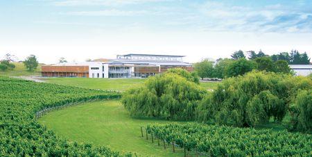 Villa Maria Estate winery