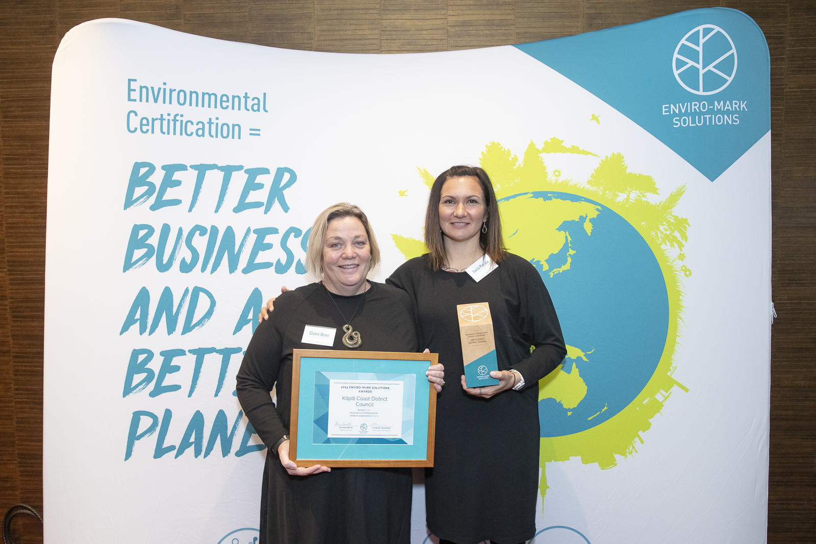 Excellence in Climate Action Award Winner   Kapiti Coast District Council