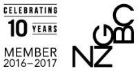 New Zealand Green Building Council member logo