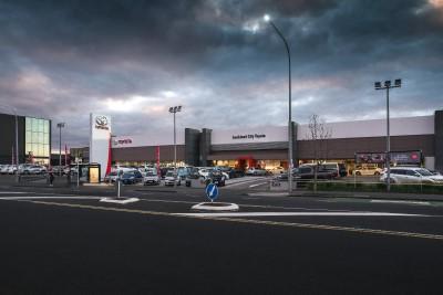 Auckland City Toyota: a Toitū enviromark diamond Case Study
