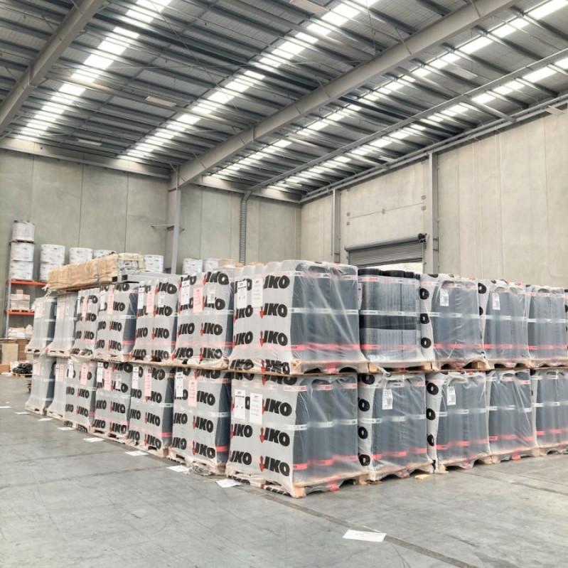 Rolls in Nuralite Warehouse