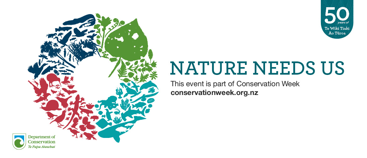New Zealand Conservation Week, 5-13 September