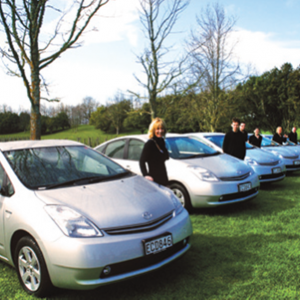 Villa Maria Estate vehicle fleet