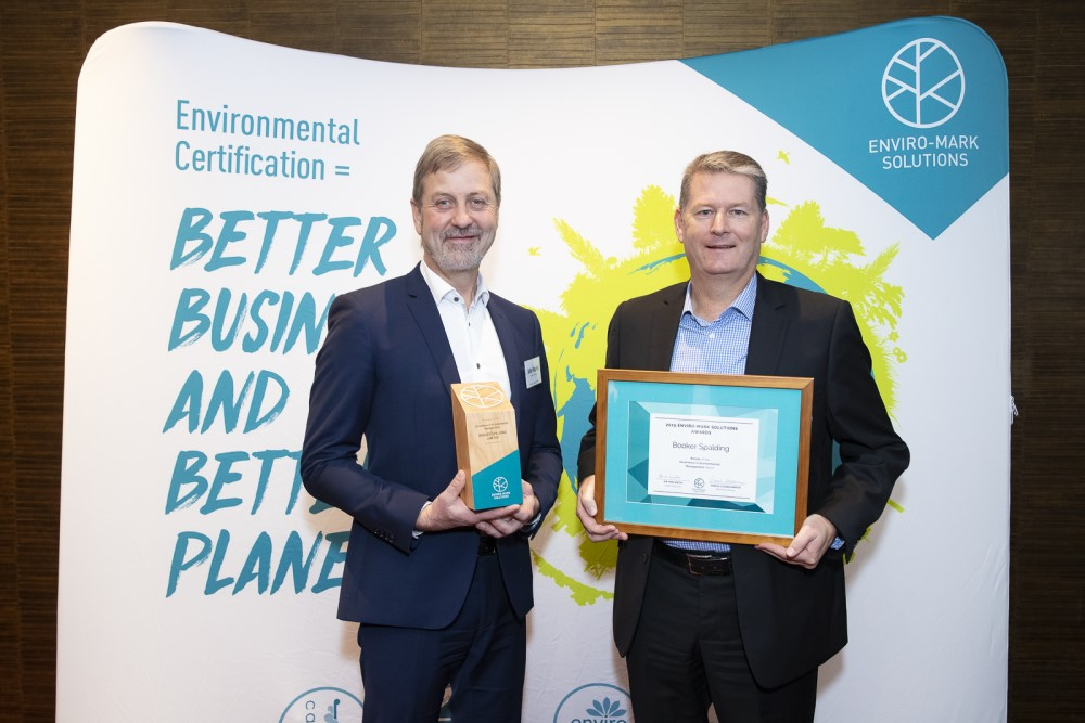 Booker Spalding: 2019 Environmental Management Award Winner