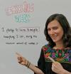 Helene's pledge for Recycling Week