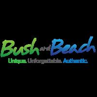 Bush and Beach logo