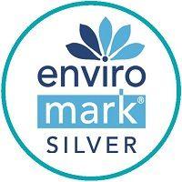 Enviro-Mark Silver logo