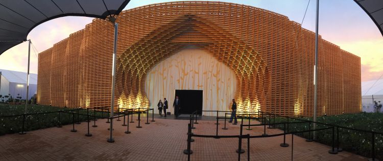 The venue Plenary Marrakech where a number of meetings and events are held