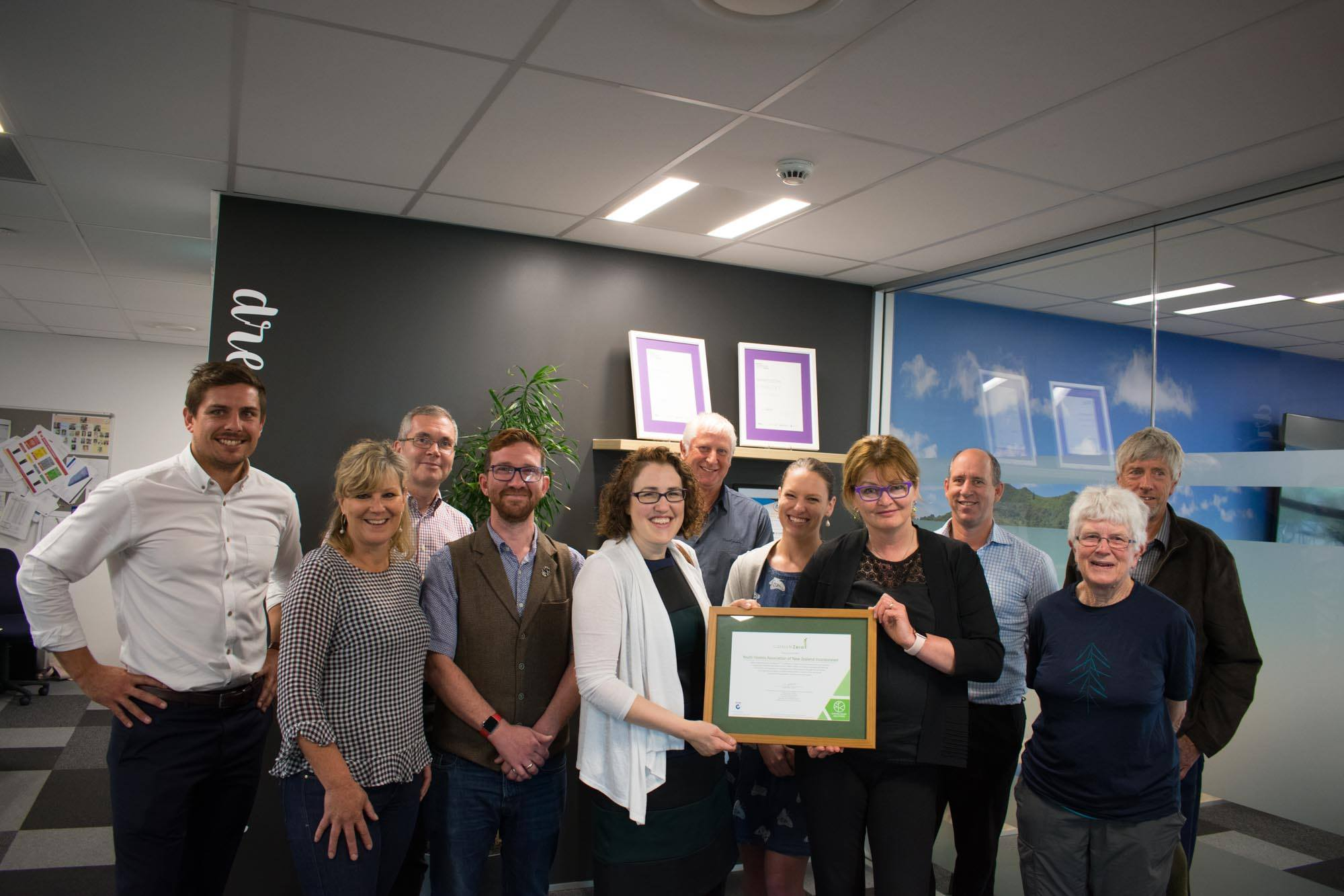 YHA New Zealand | carboNZero certified organisation