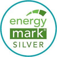 Energy-Mark Silver logo