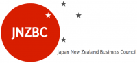 Japan New Zealand Business Council logo