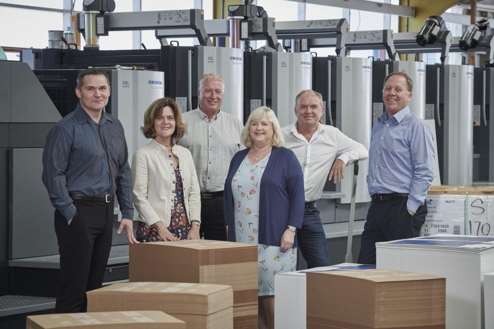 Soar Printing Company's Leadership