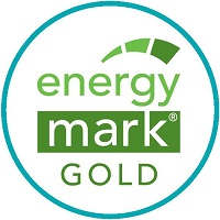Energy-Mark Gold logo