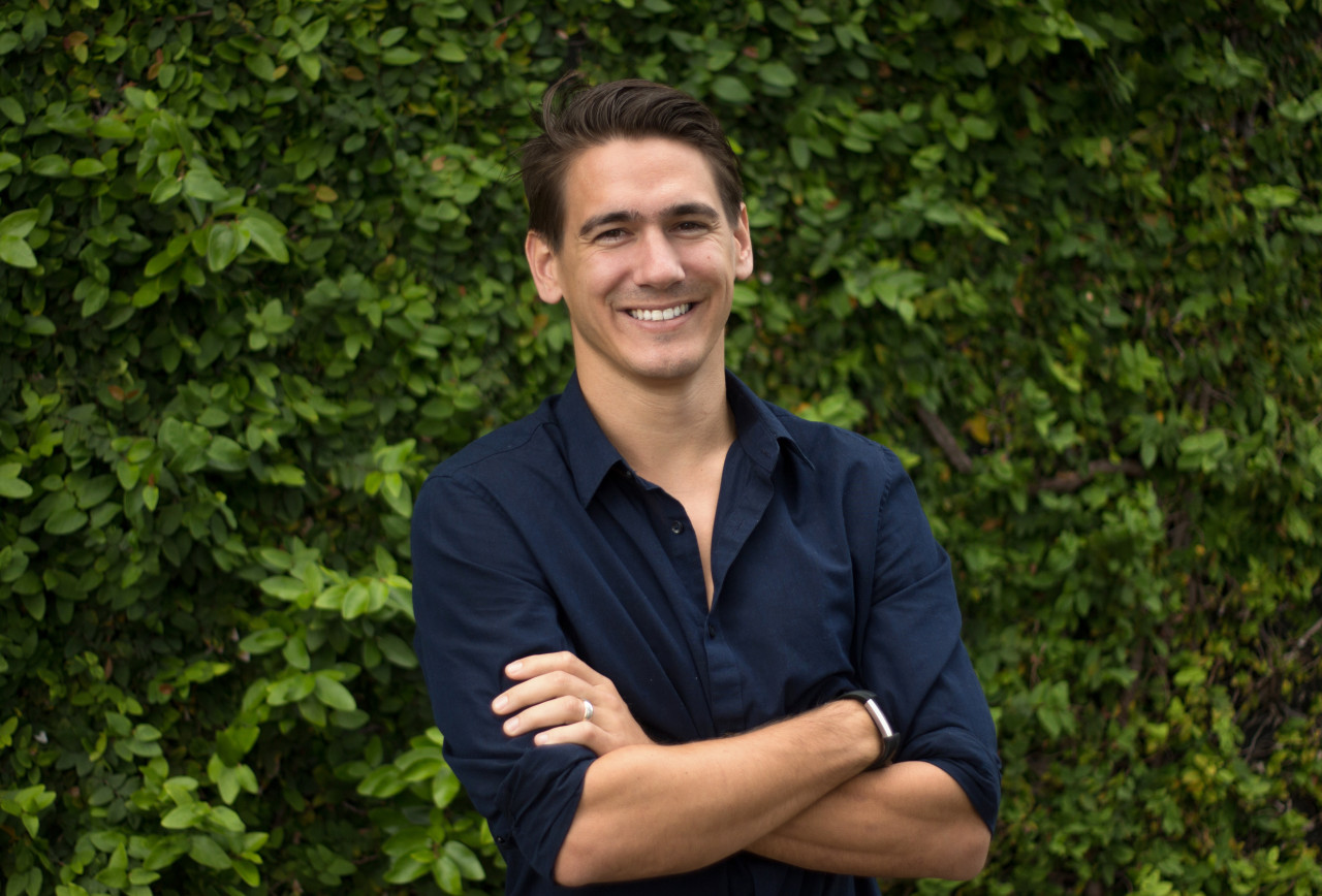 Pablo Kraus, Managing Director at Ecostore