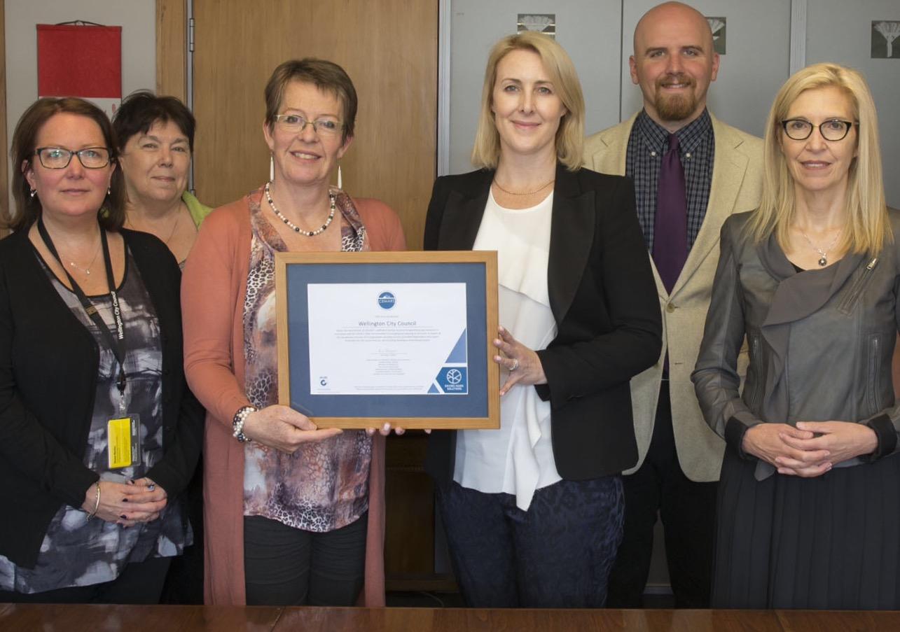 WCC Certification Presentation