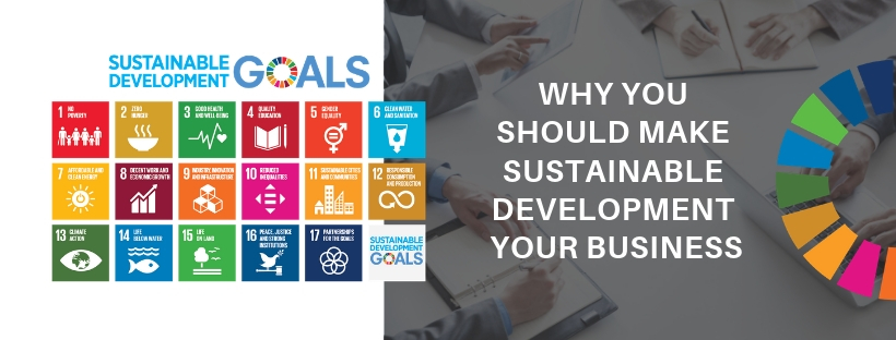 a business case for the Sustainable Development Goals