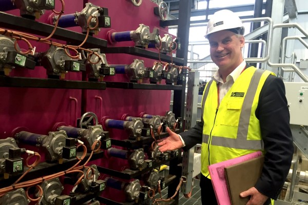 Canterbury DHB turns to biomass to reduce emissions